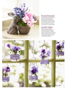 i miei sogni country: Easter Ideas