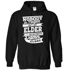 ELDER-the-awesome - #gifts for guys #gift for friends. LOWEST PRICE  => https://www.sunfrog.com/LifeStyle/ELDER-the-awesome-Black-87285746-Hoodie.html?60505