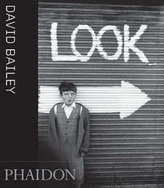 The work of iconic fashion photographer David Bailey is presented in this tome chronicling Bailey's work with cultural icons and celebrities from 1960 onward.
