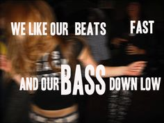 Bass down low #edm