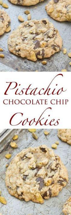 Pistachio Chocolate Chip Cookies   eBay