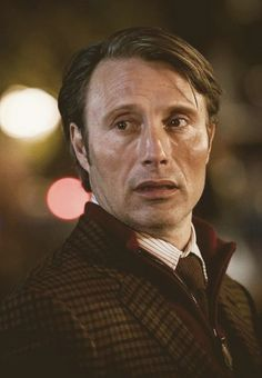 Mads Mikkelsen, a VERY talented actor. He's perfected every role I've seen him in. Especially as Hannibal Lecter!