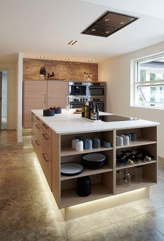 Et Køkken Eller En Stue .