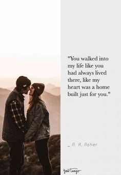 It's hard to believe in finding love if you don't have faith in soulmates. When your love life is feeling hopeless, read these 25 finding love quotes to make you believe in soulmates and remind you what's meant to be will always be. True Quotes, Motivational Quotes, Inspirational Quotes, Romeo And Juliet Quotes, Cute Love, Love You, In Love, Fun Loving, Favorite Quotes