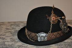 steampunk hat - Google Search