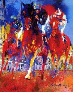 LEROY NEIMAN http://www.widewalls.ch/artist/leroy-neiman/ #LeRoyNeiman #expressionism #painting