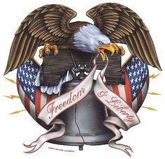 See 6 Best Images of Freedom Eagle Graphics. Liberty Freedom Eagle Eagle American Flag Car Decals Eagle Freedom Isn't Free American Flag with Eagle American Eagle Clip Art Patriotic Pictures, Eagle Pictures, I Love America, God Bless America, American Spirit, American Flag, American Pride, Patriotic Posters, Eagle Drawing