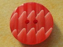 10 rote Knöpfe 16mm (4586-2)Blusenknöpfe Knopf rot
