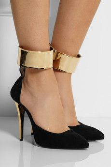 Fendi cuffs - totally sexy shoes! Want! Need!  vevelicious  thesweetlife   065b13ee97a