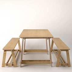 TTable160x80Oak+TBench_RE+LightFront-B.jpg 700×700 píxeles