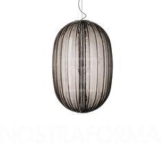 Plass M, harmaa, 35x50 cm, Foscarini, 511€ Formverk
