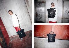 Sandqvist - Backpacks - Max (Black)