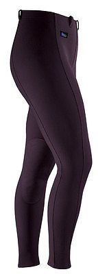 Jodhpurs and Breeches 72599: Irideon Kids Cadence Knee Patch Breeches - Navy Small -> BUY IT NOW ONLY: $46.73 on eBay!
