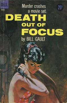 A great collection of vintage Robert McGinnis covers