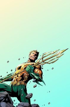 Aquaman--my love