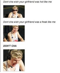 Our Niall.