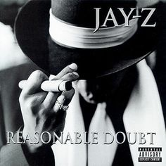 Jay-Z - Reasonable Doubt LP (Imported)