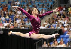 Gymnastics: McKayla Maroney - go USA