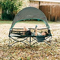 Baby Delight Go with Me Bungalow Deluxe Portable Travel Cot | Best Tent Cots for Camping Outdoor Furniture Sofa, Furniture Sofa Set, Camping Cot, Camping Items, Portable Toddler Bed, Folding Canopy, Tent Cot, Kids Cot, Travel Cot