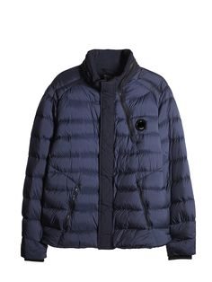 C.P. Company DD SHELL Down Jacket in Blue