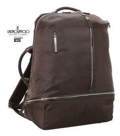 d98a50d463249 DT070DB ZAINO NAVA DESIGN - NYLON PELLE SC20% - BEST PRICE