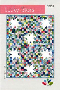 Lucky Stars Quilt pattern
