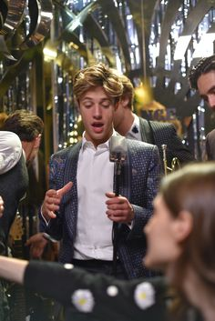 Cameron Dallas and Brandon Thomas Lee's Lip-Synch Battle With Domenico Dolce and Stefano Gabbana