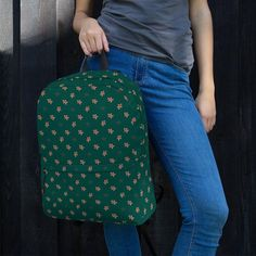 This Women's Ginger Backpack is made for you! The pockets (including one for your laptop) give plenty of room for all your necessities, while the water-resistant material will protect them from the weather. Women's Bags, Fashion Bags, Backpacks, Skirts, Collection, Fashion Handbags, Women's Backpack, Skirt