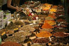 Chelsea Market: Spices