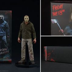 Jason Voorhees Sixth Scale Figure by Sideshow Collectibles!  | Serpentor's Lair
