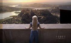 Game of Thrones, Season 4 – VFX breakdown. Rodeo FX is proud to present some of the amazing VFX work they created for Game of Thrones. Game Of Thrones Br, Game Of Thrones Trailer, Game Of Thrones Screencaps, Game Of Thrones Facts, Game Of Thrones Quotes, Game Of Thrones Funny, Cersei Lannister, Daenerys Targaryen, Khaleesi