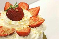 TLC'S Cake Boss Facebook post : Strawberry Shortcake