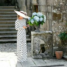 Modest Fashion, Fashion Outfits, Wedding Guest Style, Outfits With Hats, Look Fashion, Pretty Outfits, Dress To Impress, Glamour, Street Style