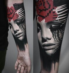 Timur Lysenko. Redberry Tattoo Studio. @Quantumtattooinks