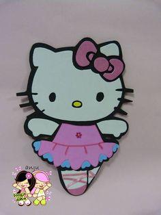 painel hello kitty  * escolha as cores e a sua imagem preferida que reproduzimos R$ 15,00