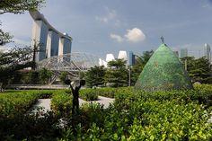 Marina Bay, Singapore ((c) Urban Land Institute)