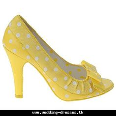 Image Detail for - Yellow Shoes For Wedding | Wedding Dresses