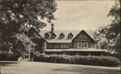 Old Dominican Retreat House - from Elkin's Estate