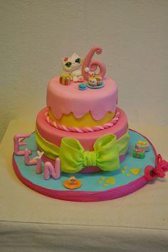 Resultado de imagen para littlest pet shop cakes