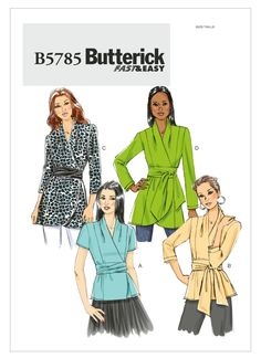 B5785 | Butterick Patterns 16-24