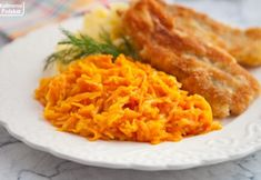 Tarta marchewka na gęsto. Pyszny dodatek do obiadu. PRZEPIS Macaroni And Cheese, Cooking, Ethnic Recipes, Foods, Diet, Kitchen, Food Food, Mac And Cheese, Food Items
