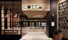 Cotta Cafe by Mim Design, Melbourne » Retail Design Blog