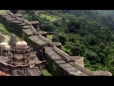 Great Wall of INDIA, Kumbhalgarh Fort, Rajasthan