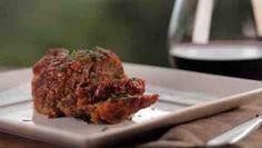 Grandma's Meatloaf [Fabio Viviani]