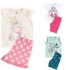 Pijamas fofinhos para deixar a hora de dormir divertida .  ✔️ Modelos da foto: Princesa; ✔️Espaço brilha no escuro; ✔️ Ovelhinha.