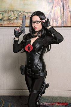 The Baroness cosplay