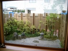 veranda Japanese garden Modern Japanese Garden, Japanese Landscape, Garden Landscape Design, Dry Garden, Indoor Garden, Feng Shui Garden, Buddha Garden, Japan Garden, Patio