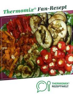 Anti Pasti - Antipasti - Varoma Gemüse von Nina1985. Ein Thermomix ® Rezept aus der Kategorie Vorspeisen/Salate auf www.rezeptwelt.de, der Thermomix ® Community.