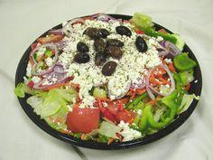 Greek salad.  A must make!
