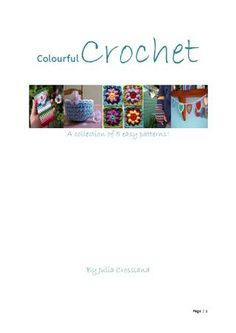 Colourful Crochet - Free crochet patterns (fingerless)